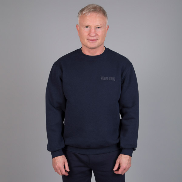 blue sweatshirt mens